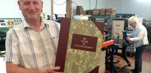 john partickbook binders